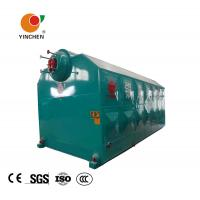 China Double Drum Biomass Fired Steam Boiler Coal Burning Steam Output 4-20 T/H SZL Series wholesale