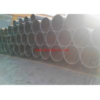 China High quality Fast delivery API5L PSL1X42 X46 X52 X70 ERW LSAW carbon steel pipe for construction wholesale