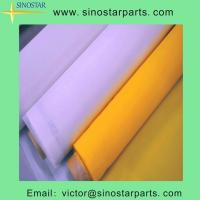 Polyester Mesh Silk Screen Printing Fabric