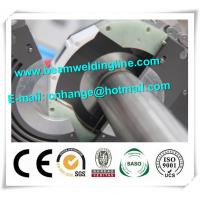 China Automatic Pipe Welding Machine Tube Fit Pipe Engineering , Butt Welding Machine wholesale