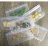 China Lead Free Reusable Ziplock Bags For Snacks Fruit Storage / Leak Proof Lunch Bag wholesale