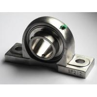 China Stainless Steel Outer Spherical Ball Bearing SB209 wholesale