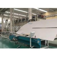 China Stable Bending Glass Machine , Warm Edge Spacer Double Glazing Label Printing wholesale
