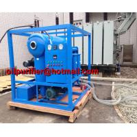 China vacuum transformer oil filter machine,transformer oil dehydration machine,degassing, purification solutions, oil cleaner wholesale