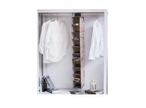 China 1.2m 10 Shelf Hanging Closet Organizer wholesale