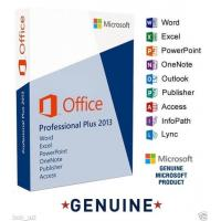 China 32 / 64 Bit Office 2013 Pro Plus , Office 2013 Professional Plus FPP Key With DVD wholesale