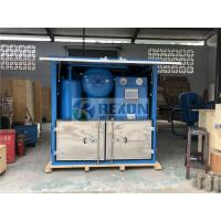 China Weather Proof Type High Capacity Vacuum Insulating Oil Purifier Machine 18000Liters/Hour wholesale