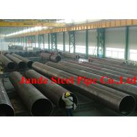 Buy cheap LSAW Carbon Steel Pipe conveying fluid petroleum gas oil with API, CE, IBR ,ISO from wholesalers