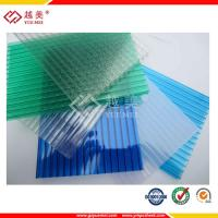 China Sabic lexan twin wall sheet polycarbonate wholesale