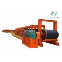 China FixedLarge Capacity Rubber BeltConveyor Carbon Steel Frame Material wholesale