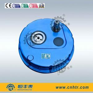 China Industrial Helical Shaft Mounted Motor Speed Reducer Zero Backlash wholesale