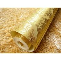 China Gold Finstock Coated Aluminum Foil 8011 Temper - O High Temperature Resistant wholesale