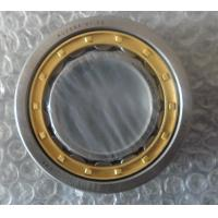 China Single Row Cylindrical Roller Bearing With Steel Brass Cage N208EM/NU208EM/NJ208EM wholesale
