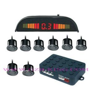 China Parking Sensor With LED Display  wholesale