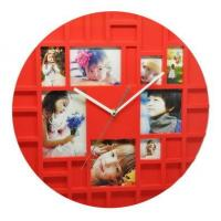 Buy cheap Photo Frame Wall Clock from wholesalers