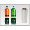 China Waterproof PETG Shrink Film For Beverage Bottles Packaging / Cosmetics Packaging wholesale