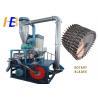 China Vibrating Sieve PVC Scrap Grinder Machine , High Speed Grinding Pulverizer Machine wholesale