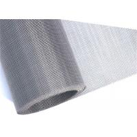 China 200 300 400 500 Micron Alloy Mesh , Inconel 625 Wire Mesh 0.6 To 2.5m Width wholesale