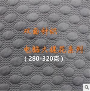 China Duplex/Fashion/High-grade/Knitted jacquard fabrics Printed fabric jacket wholesale