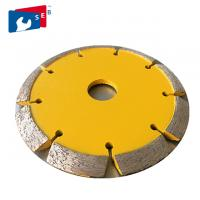 China 5'' Sintered Tuck Point Saw Blade Diamond Edge Fit Grooving Mortar Wall wholesale