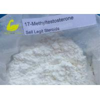 China Estrogen Steroids 17-methyltestosterone Raw Steroids Powder 17α-Methyltestosterone for Medicine wholesale