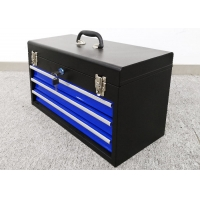 Buy cheap ISO9001 3 Drawer Lockable Portable Workstation Toolbox Comfort Grip from wholesalers