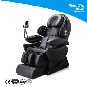 China 2017 3D back six roller massage chair/Foot Roller massage chair wholesale