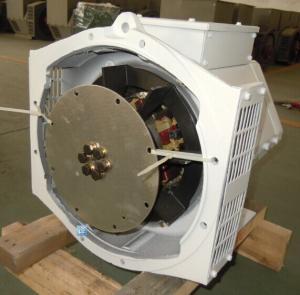 China 10kw - 25 kw Alternator / AC Brushless Synchronous Generator For Cummins Genset wholesale