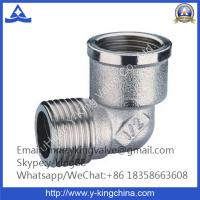 China Nickel Plated Brass Compression Nipple From Zhejiang, China on sale
