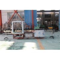 China 500-800BPH Carbonated Drink Filling Machine , Beer Bottle Capping Machine wholesale