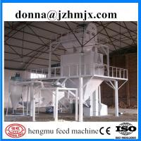 China Smooth rotation best technical small extruding fish feed pellet productio line wholesale