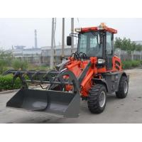 China Best Sale In African Asia South American Hydraulic Mini Wheel Loader Payloader wholesale