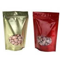 China PET / VMPET / PE Moisture proof  Stand Up ZIP Lock Pouches / colored zip lock bags for Food wholesale