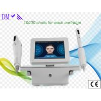 Portable Hifu Machine For Wrinkle Removal System Vaginal Tighten High Intensity Focused Ultrasound Beauty Machine