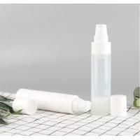 Quality liquid packaging bottle airless pp bottle for cosmetic for sale