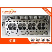 China Professional Car Parts Complete Cylinder Head For SUZUKI G13B / Swift / Samurai wholesale