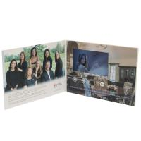 China Promotional LCD Video Greeting Card wholesale