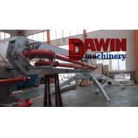 Quality 13m Trailer Mobile Concrete Placing Boom Arms with 4 Wheels Trailer System for sale