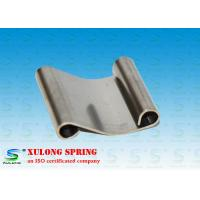 Buy cheap HV 550 Hardness Professional Custom Flat Springs For Ice Cream Machine Part from wholesalers