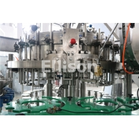 China 6000 CPH Bottle Filling And Capping Machine wholesale