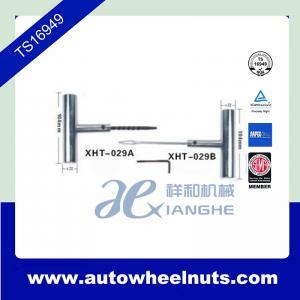China Automotive Tire Repair Tool , Metal T - Handle Screwdriver Plugger Needle wholesale