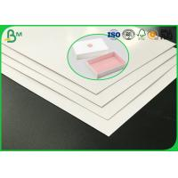 China Good Stiffness 400g To 1000g Two Sides Coated Duplex Board With White Back wholesale