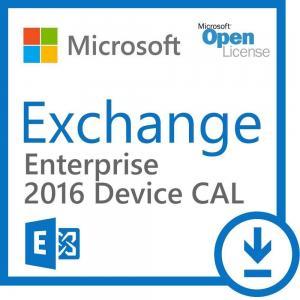 China Enterprise Device  Microsoft Exchange 2016 , CAL Open Code Microsoft Office 2016 wholesale