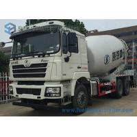 China White Concrete Mixing Transport Truck 8 Cubic Meter SHACKMAN 6X4 Truck wholesale