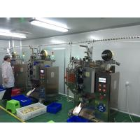 China Stainless Steel Durable Automatic Liquid Packaging Machine With 1 Year Warranty wholesale