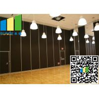 China Hanging Partition Movable Partition Walls Folding Panels high soundproof wholesale