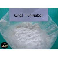Buy cheap CAS 2446-23-3 White Oral Anabolic Powder 4- Chlorodehydromethyltestosterone / from wholesalers