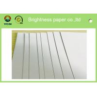 China two side white coated duplex board with white back CCWB for 250g-450g sheet size on sale