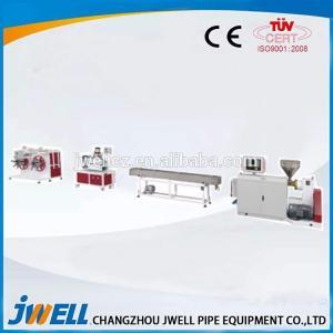 China PVC TPE TPU Plastic Sealing Strip Profile Extrusion Machine Line wholesale