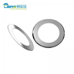 China Li Battery Pole Piece Cutting OD100mm Carbide Circular Blades wholesale